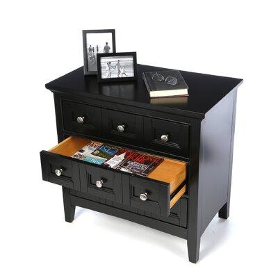 Magnussen Furniture South Hampton 3 Drawer Bachelor's Chest