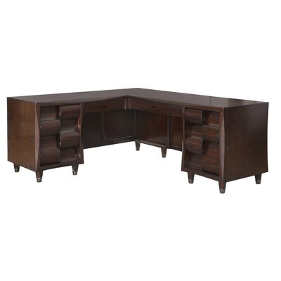 Fuqua Executive Desk by Magnussen