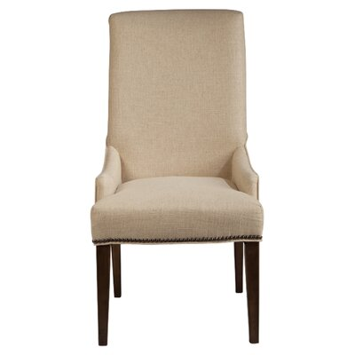Rothman Warm Stained Upholstered Chairs by Magnussen