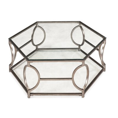 Nevelson Coffee Table by Magnussen