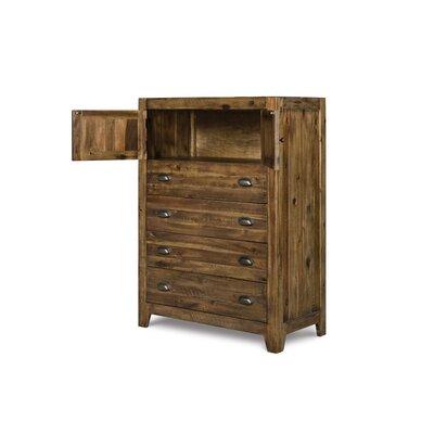 Magnussen Furniture Braxton 5 Drawer Chest