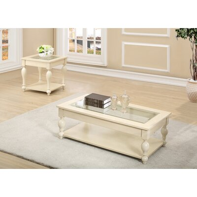 Home & Haus Coady Coffee Table Set
