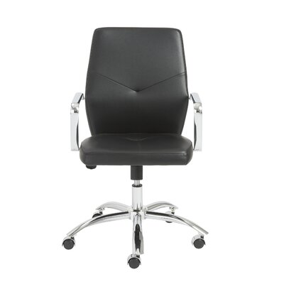 Napoleon Low-Back Conference Chair by ItalModern