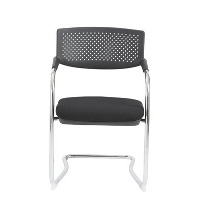 Fauve Low-Back Conference Chair with Arms by ItalModern
