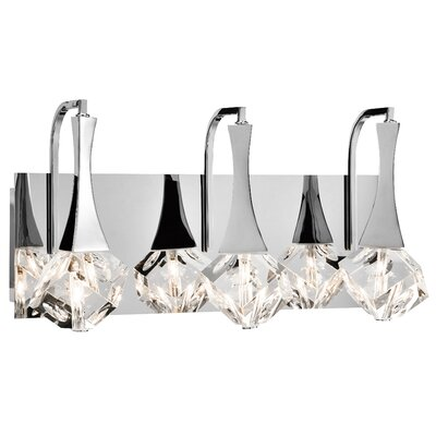 Rockne™ 3 Light Vanity Light Product Photo