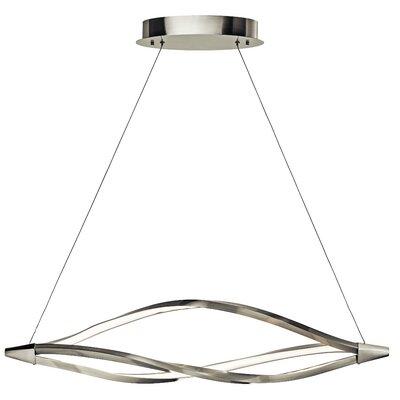 Meridian™ 1 Light Kitchen Island Pendant Product Photo