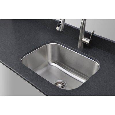 """Craftsmen Series 23"""" x 17.75"""" Kitchen Sink Product Photo"""