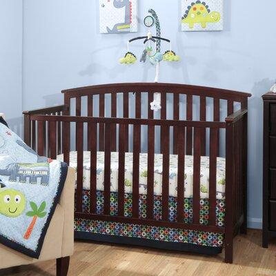 Banana Fish Little Dinos 3 Piece Crib Bedding Set by Baby Boom