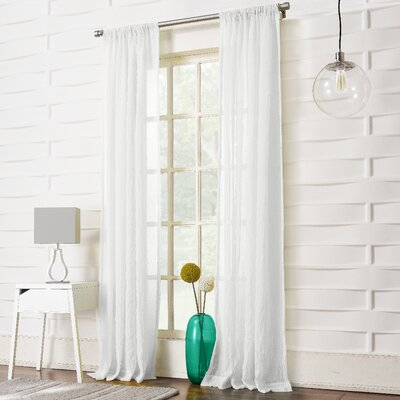 Leland Single Curtain Panel Product Photo