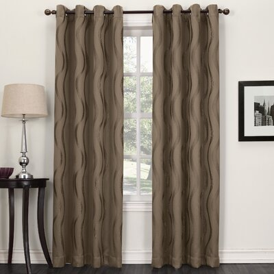 Alfred Single Curtain Panel Product Photo