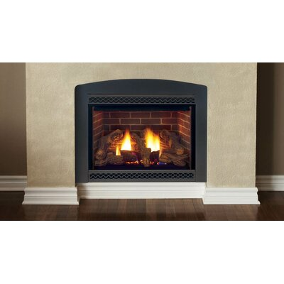 Majestic Fireplace R T Vent Convertible Direct Vent Gas Fireplace