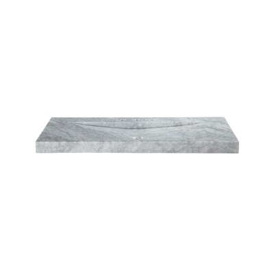 Ryvyr Marble 48 Quot Vanity Top With Integrated Bowl