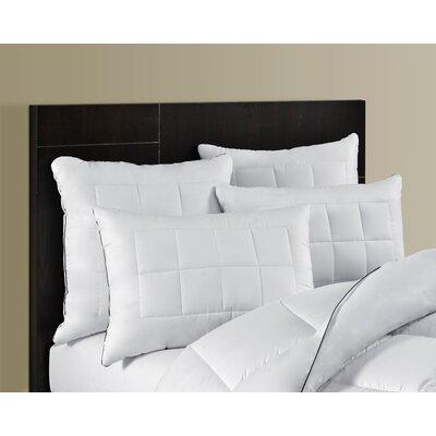 Ultra Plush Luxury Side Sleeper Cotton Throw Pillow by Maison International