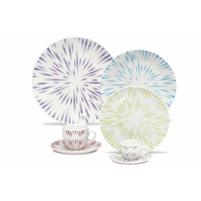 Porcelain 30 Piece Dinnerware Set by Karim Rashid