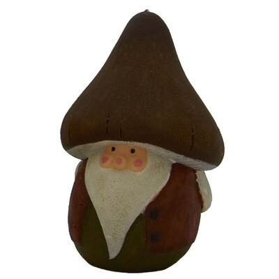 Mushroom People Novelty Candle by Fantastic Craft