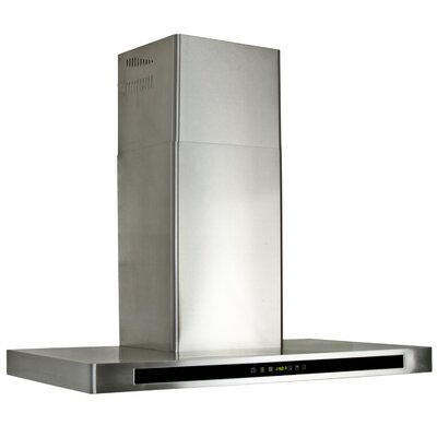 "29.5"" 760 CFM Convertible Wall Mount Range Hood in Stainless Steel Product Photo"