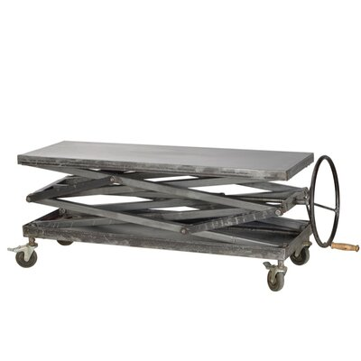 Industrial Console Table by CDI International