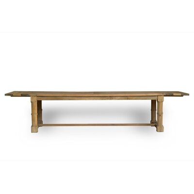 Reclaimed Extendable Dining Table by CDI International