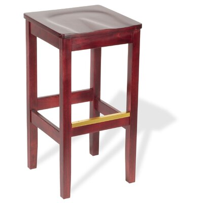 Bulldog Bar Stool by Holsag