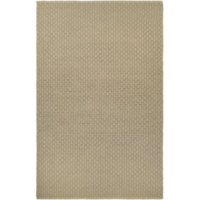 Grand Cayman Pontoon Light Cocoa Indoor/Outdoor Area Rug by Couristan