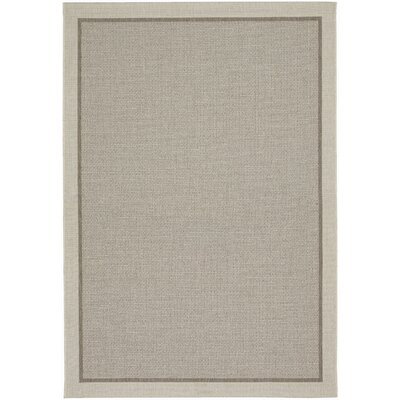 Tides Freeport Beige & Cocoa Indoor/Outdoor Area Rug by Couristan