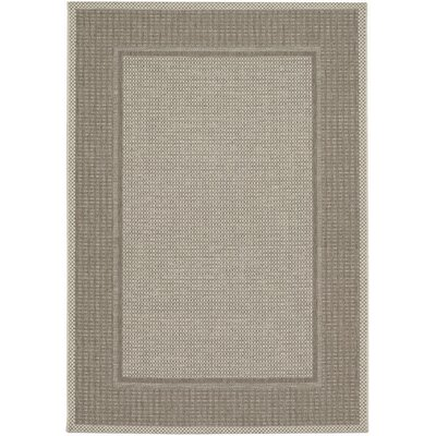 Tides Astoria Cocoa & Beige Indoor/Outdoor Area Rug by Couristan