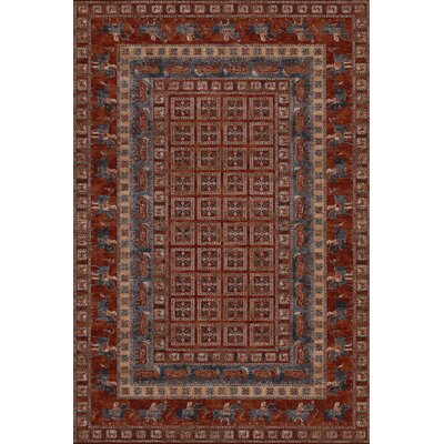 Old World Classics Antique Red Area Rug by Couristan