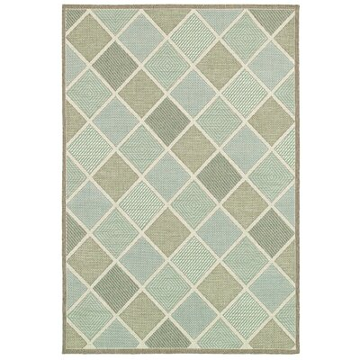 Couristan Meridian Indoor Outdoor Area Rug & Reviews