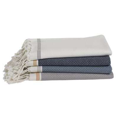 Mediterranean Bath Towel by Coyuchi
