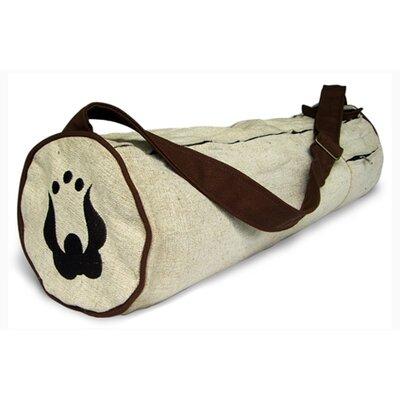 Hemp Yoga Mat Bag by Natural Fitness