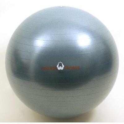 Natural Fitness Burst Resistant Exercise Ball