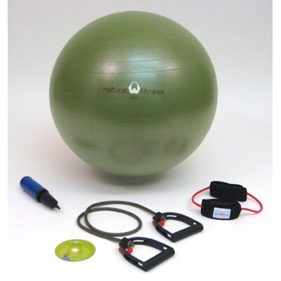 Natural Fitness Resistance Toning Kit