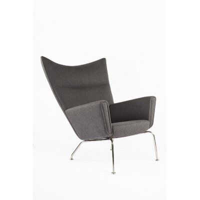 The Hoffman Lounge Chair by Stilnovo