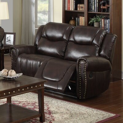 Toledo Reclining Loveseat by Beverly Fine Furniture