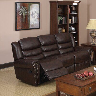 Wausau Reclining Sofa by Beverly Fine Furniture