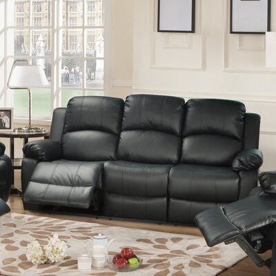 Beverly Fine Furniture QRMG1086 Amado Reclining Sofa