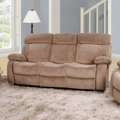 Beverly Fine Furniture GS260 S Amida Reclining Sofa