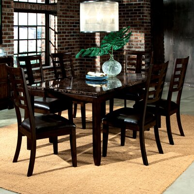 Bella 7 Piece Dining Set by Standard Furniture