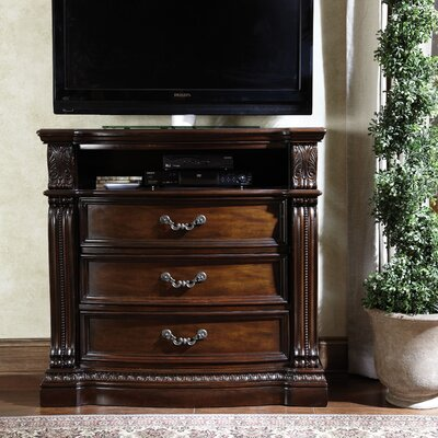 Churchill 3 Drawer Media Chest by Standard Furniture