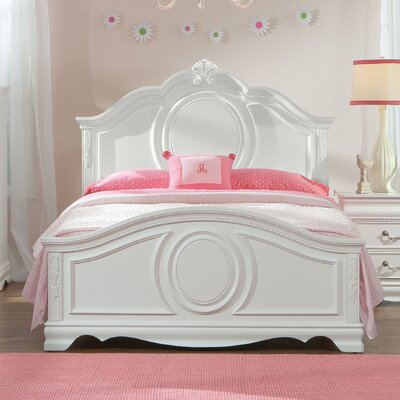 Jessica Panel Bed by Standard Furniture