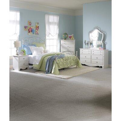 Standard Furniture Spring Rose Customizable Bedroom Set