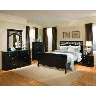 Standard Furniture Madera 5 Drawer Chest