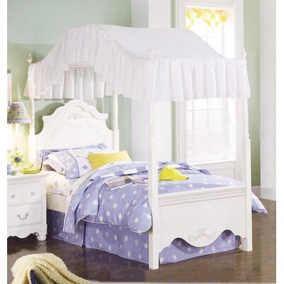 Diana Canopy Bed by Standard Furniture
