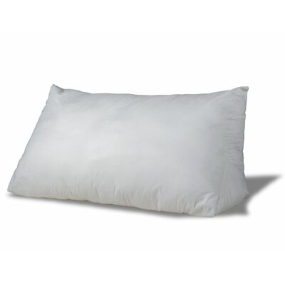 Polyester Fill Reading Wedge Pillow by eLuxury Supply