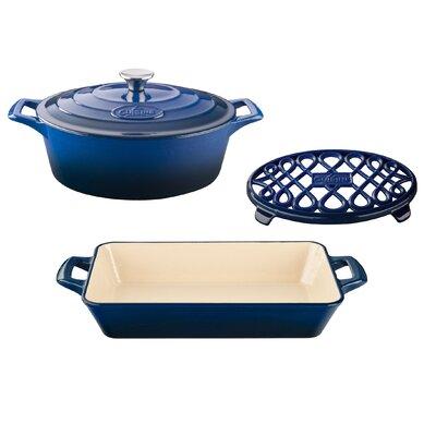 3 Piece Cookware Set by La Cuisine