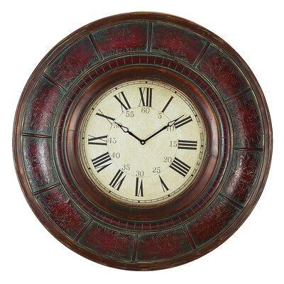 "Cole & Grey Toscana Oversized 39"" Wall Clock"