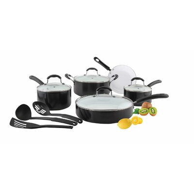 12 Piece Non-Stick Cookware Set by Concord