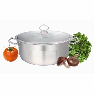 Stock Pot with Lid by Concord