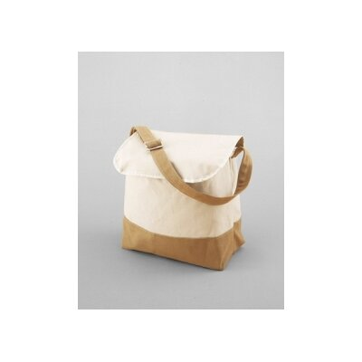 Canvas Shoulder Bag by Charnstrom