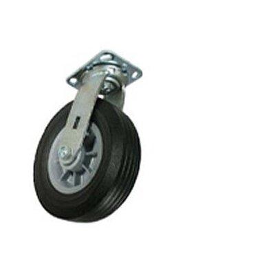 Heavy Duty Swivel Semi Air Caster by Charnstrom